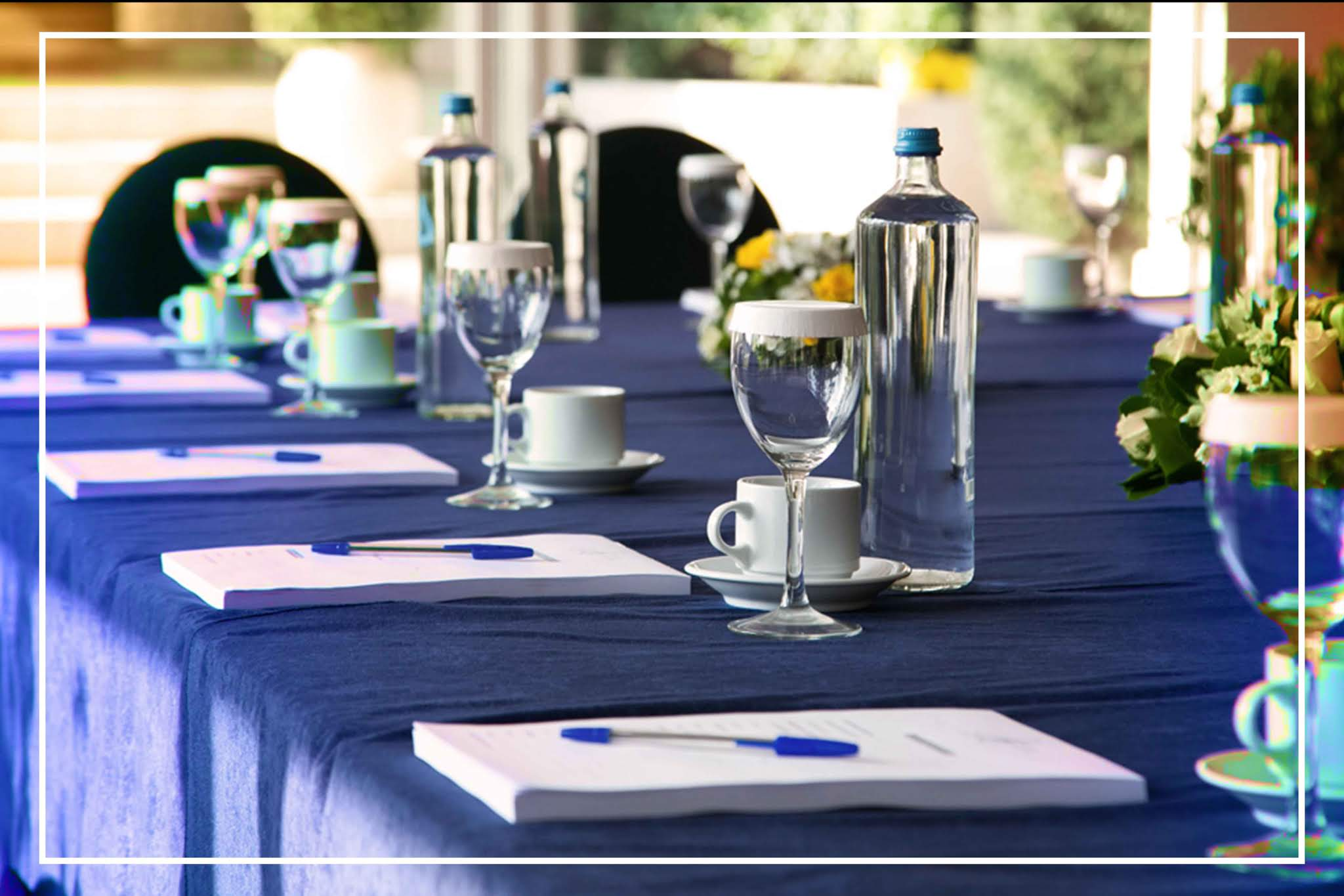 corporate event images alphonso agri resorts